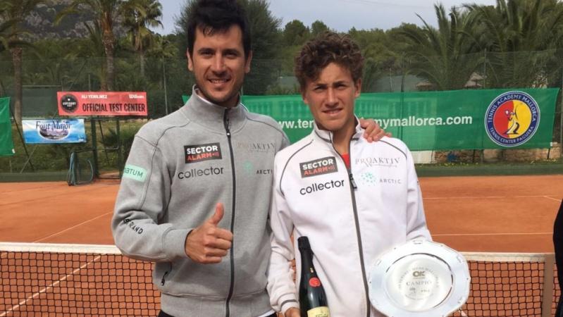 Норвежский теннис.  CASPER RUUD (Каспер Рууд) и Viktor Durasovic Images10