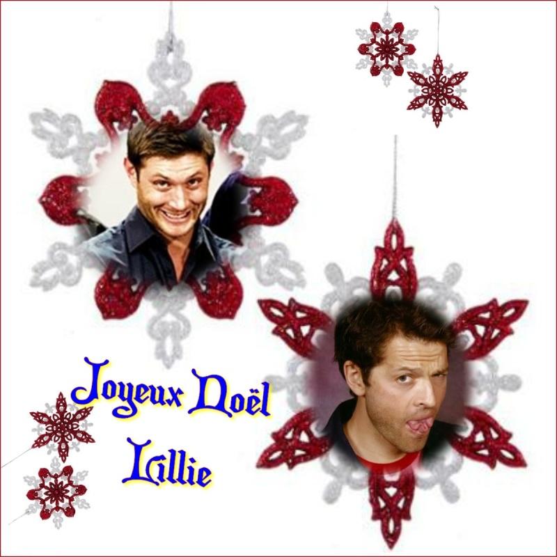 supernatural - Supernatural/Deux frères et un ange/Dean-Sam-Castiel/G - Page 4 Lillie10