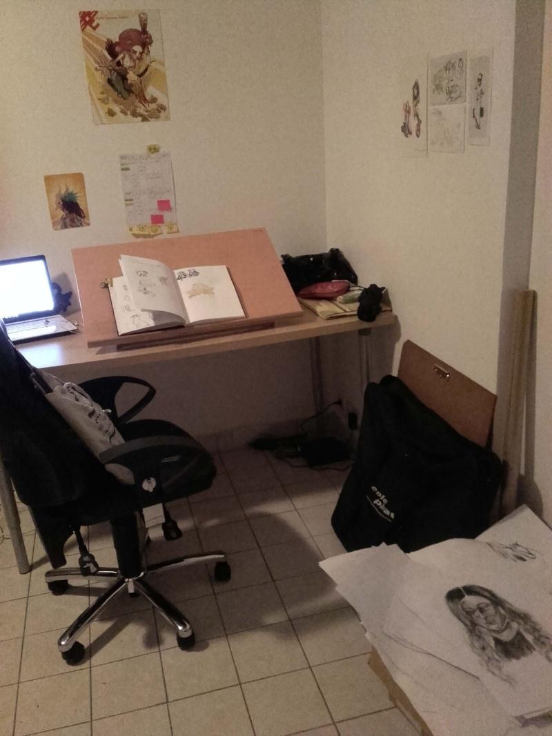 [irl] Montrez nous votre bureau - Page 2 Bureau10