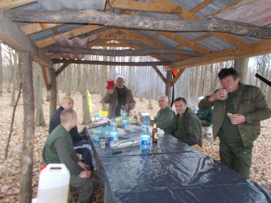 Obavezan lov na štetočine sekcije Višnjik Lovci11