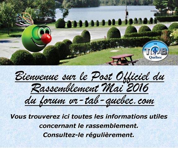 Rassemblement Fiest@b 2016 Informations et inscription Forum211