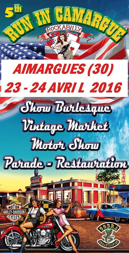 MANIFESTATION - run in camargue 23 et 24 avril 2016 (aimargues) 12509110