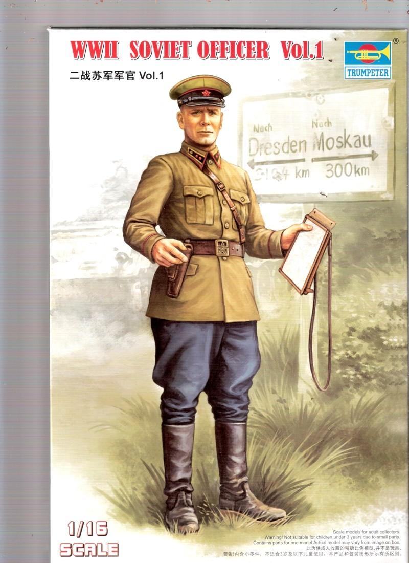 Französischer Flugsimulator 1918 - Diorama Maßstab 1:16 Russe10