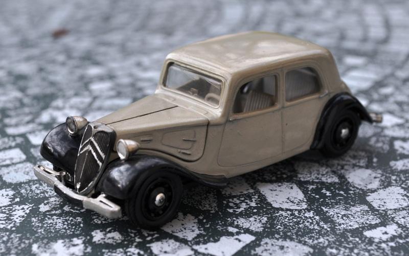 Eligor - les traction Avant 11 BL de 1938 et 7Cv de 1936 Dsc_1334