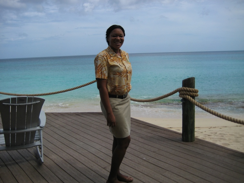 Caribbean Islands, Antigua, Galley Bay 03710