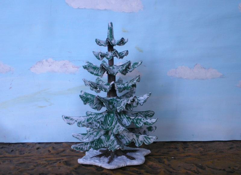 Weihnachtswelt mit PLAYMOBIL-Figuren und -Zubehör 003c4b12