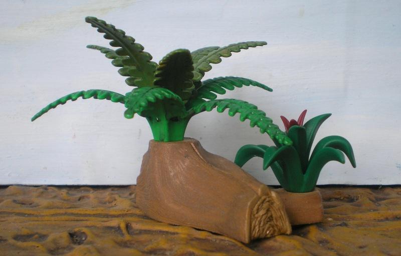 Weihnachtswelt mit PLAYMOBIL-Figuren und -Zubehör 003d4b10