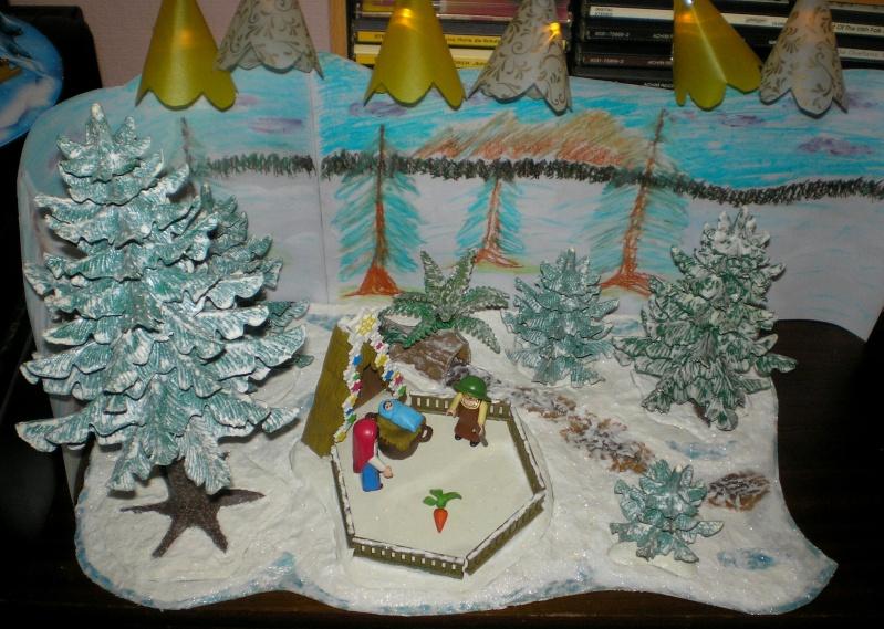 Weihnachtswelt mit PLAYMOBIL-Figuren und -Zubehör - Seite 2 003e5e11