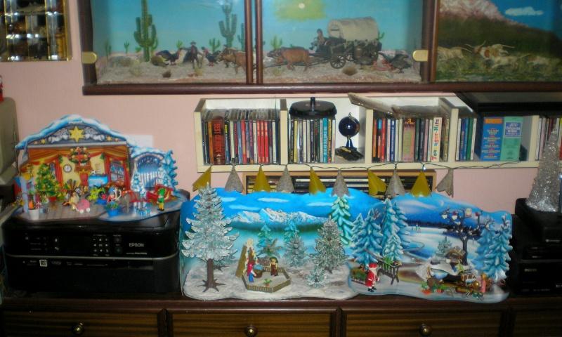 Figuren zur Weihnachtsdekoration - meine Sammlung, Restaurierungen & Bemalungen 004b4c11