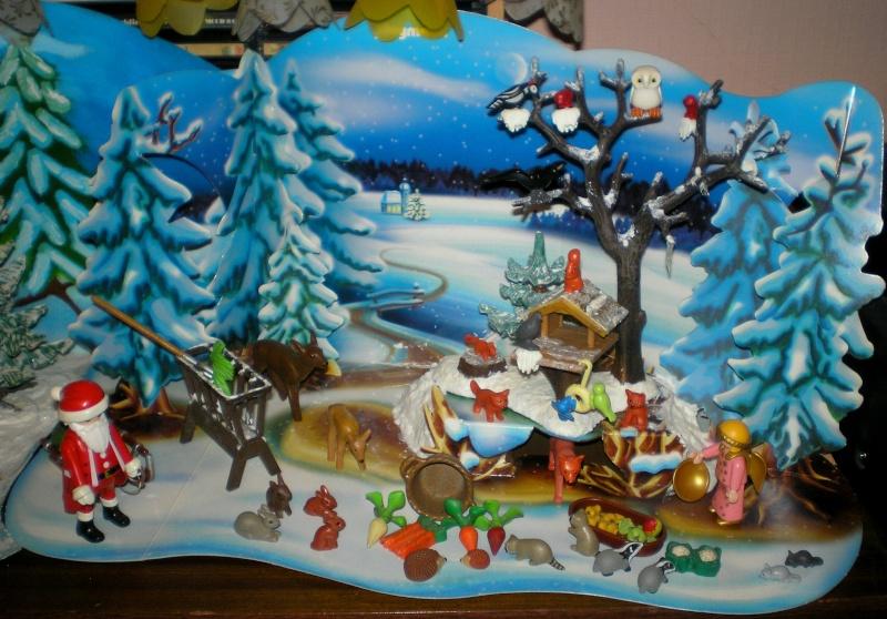 Weihnachtswelt mit PLAYMOBIL-Figuren und -Zubehör - Seite 2 004d1b10