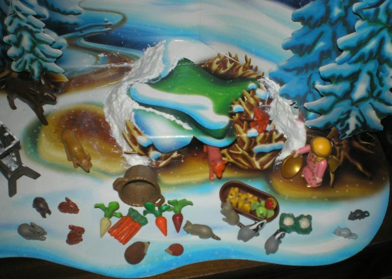 Weihnachtswelt mit PLAYMOBIL-Figuren und -Zubehör - Seite 2 004d1c10