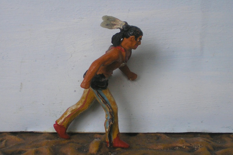 Bemalungen, Umbauten, Modellierungen – neue Indianer für meine Dioramen - Seite 4 108g2b10