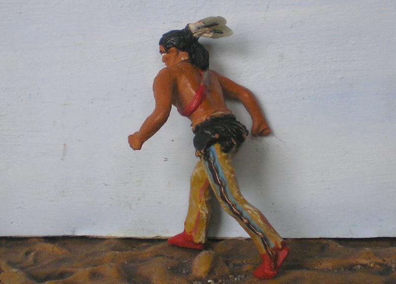 Bemalungen, Umbauten, Modellierungen – neue Indianer für meine Dioramen - Seite 4 108g2b11