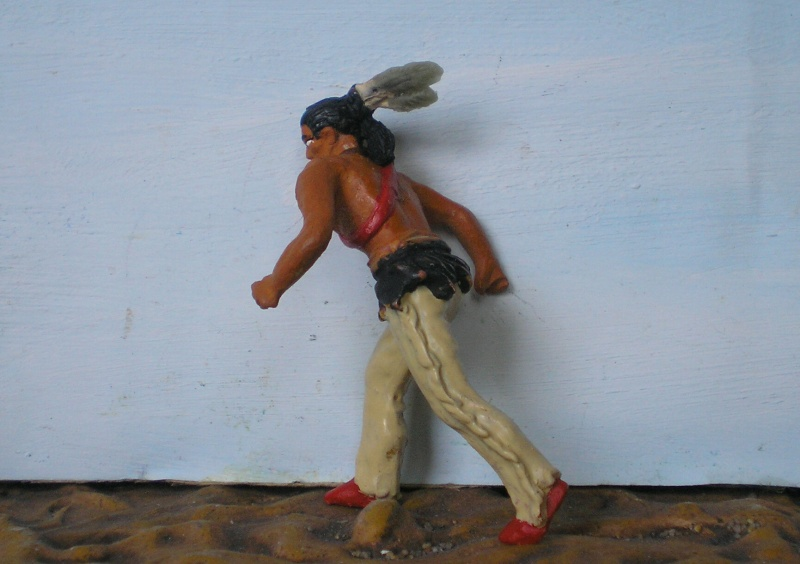 Bemalungen, Umbauten, Modellierungen – neue Indianer für meine Dioramen - Seite 4 108g2c10