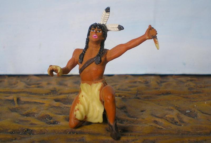 Bemalungen, Umbauten, Modellierungen – neue Indianer für meine Dioramen - Seite 4 115a2c10