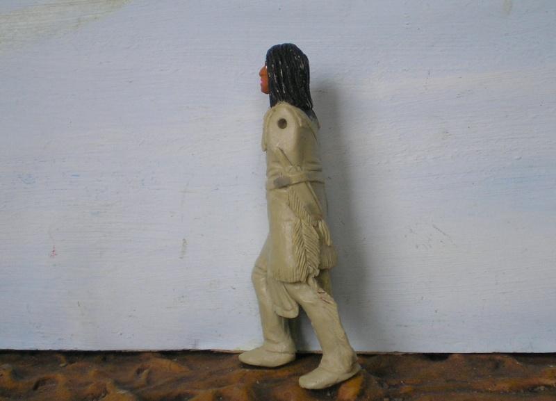 Bemalungen, Umbauten, Modellierungen – neue Indianer für meine Dioramen - Seite 4 116f2b10