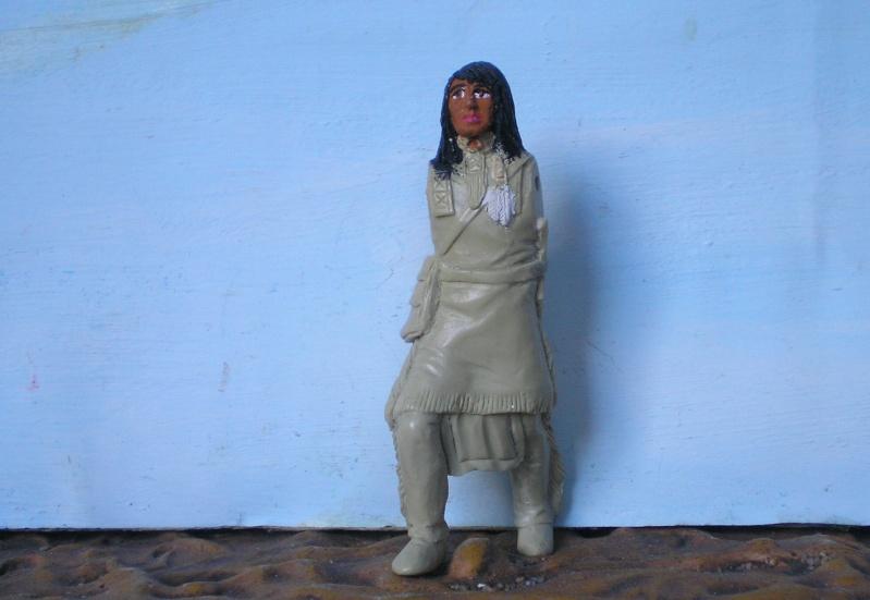 Bemalungen, Umbauten, Modellierungen – neue Indianer für meine Dioramen - Seite 4 116f2c10