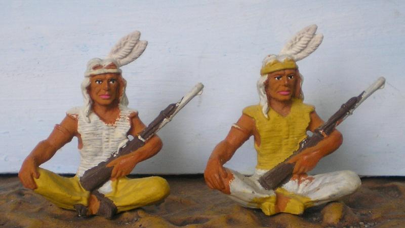 Bemalungen, Umbauten, Modellierungen – neue Indianer für meine Dioramen - Seite 4 120b2_10