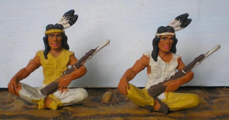 Bemalungen, Umbauten, Modellierungen – neue Indianer für meine Dioramen - Seite 4 120b3_10
