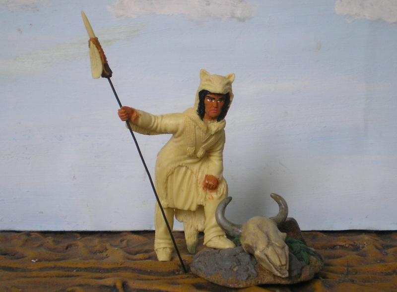 Bemalungen, Umbauten, Modellierungen – neue Indianer für meine Dioramen - Seite 4 134e1b10