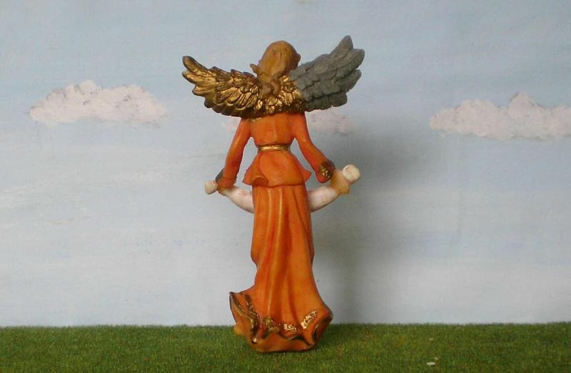 Figuren zur Weihnachtsdekoration - meine Sammlung, Restaurierungen & Bemalungen 135c3b10