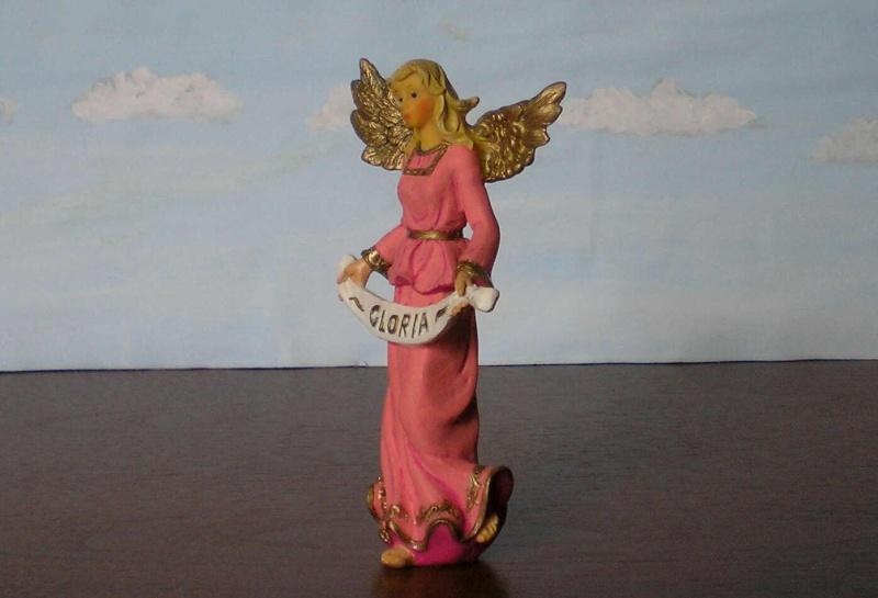 Figuren zur Weihnachtsdekoration - meine Sammlung, Restaurierungen & Bemalungen 135d5b10