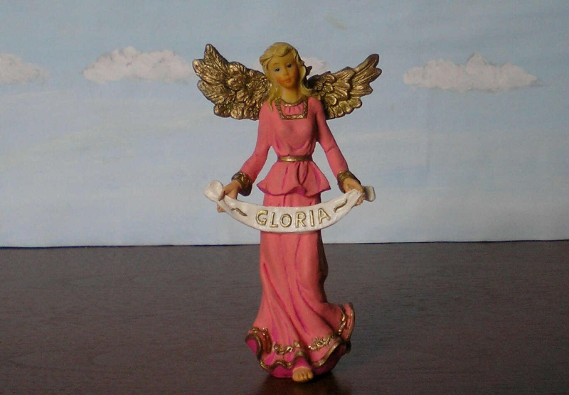Figuren zur Weihnachtsdekoration - meine Sammlung, Restaurierungen & Bemalungen 135d5c10