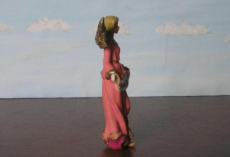 Figuren zur Weihnachtsdekoration - meine Sammlung, Restaurierungen & Bemalungen 135d5e10