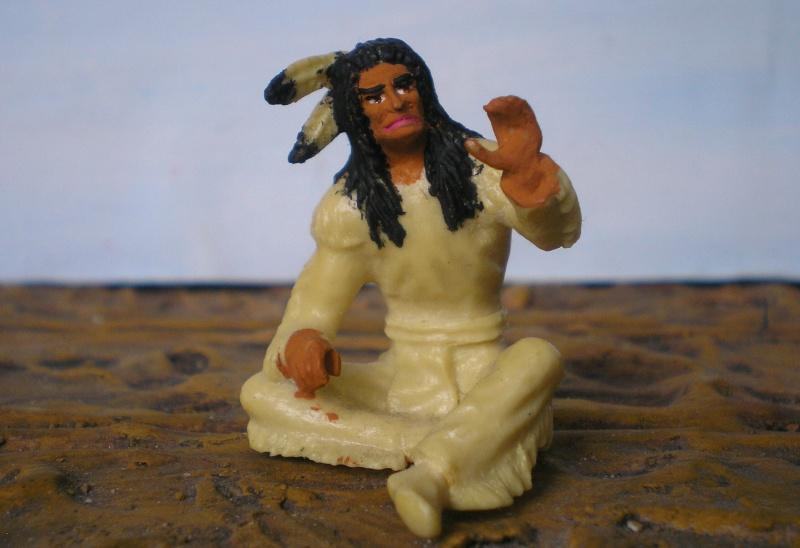 Bemalungen, Umbauten, Modellierungen – neue Indianer für meine Dioramen - Seite 4 153b1_10