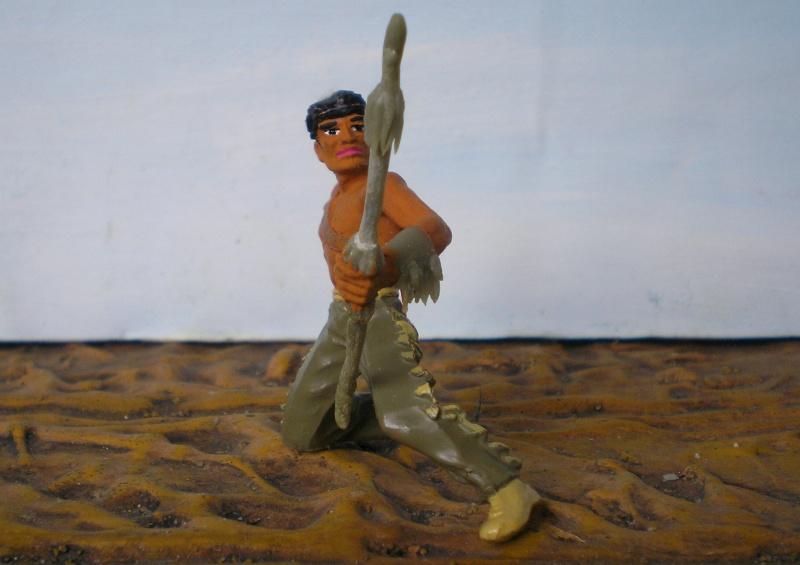 Bemalungen, Umbauten, Modellierungen – neue Indianer für meine Dioramen - Seite 4 180i5e10
