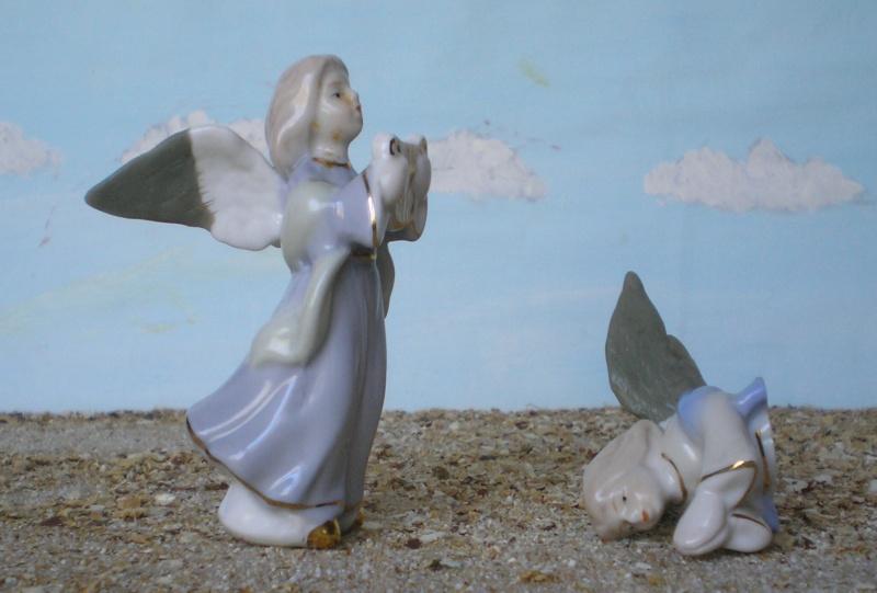 Figuren zur Weihnachtsdekoration - meine Sammlung, Restaurierungen & Bemalungen 198c3_10
