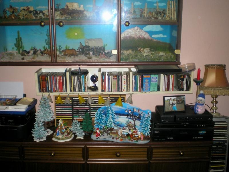 Figuren zur Weihnachtsdekoration - meine Sammlung, Restaurierungen & Bemalungen 20151154