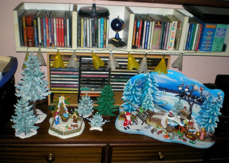 Figuren zur Weihnachtsdekoration - meine Sammlung, Restaurierungen & Bemalungen 20151155