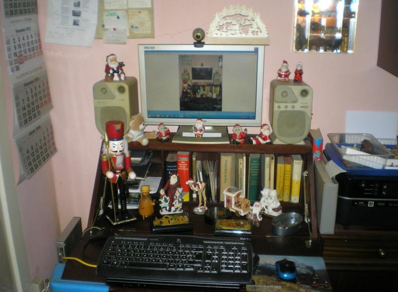 Figuren zur Weihnachtsdekoration - meine Sammlung, Restaurierungen & Bemalungen 20151157