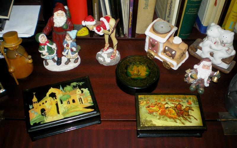 Figuren zur Weihnachtsdekoration - meine Sammlung, Restaurierungen & Bemalungen 20151162