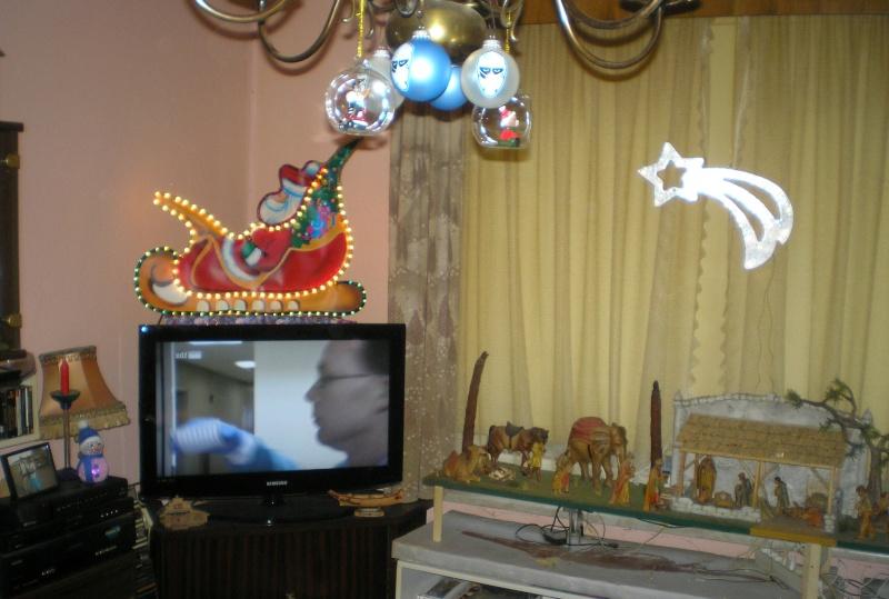 Figuren zur Weihnachtsdekoration - meine Sammlung, Restaurierungen & Bemalungen 20151166