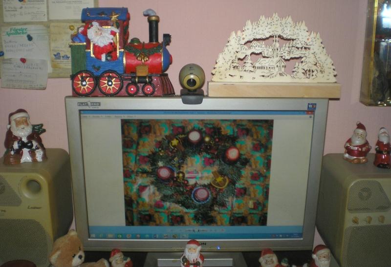 Figuren zur Weihnachtsdekoration - meine Sammlung, Restaurierungen & Bemalungen 20151171