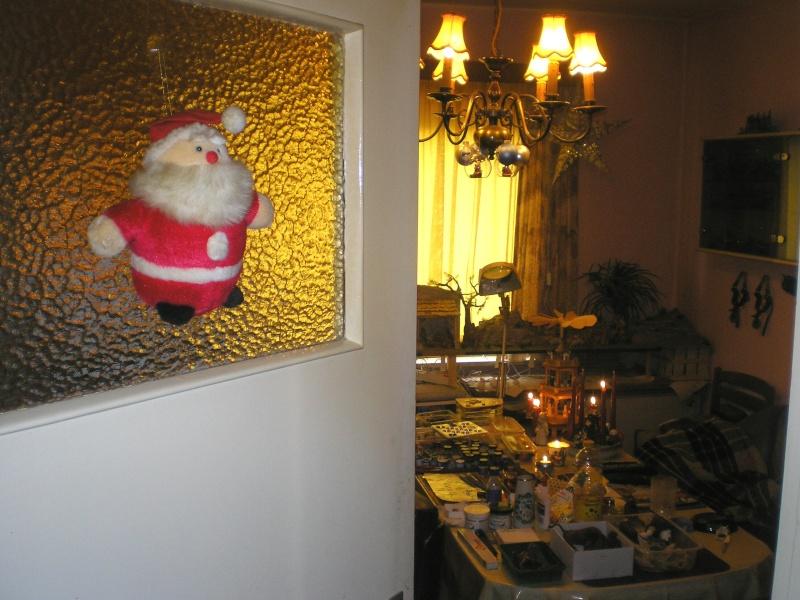 Figuren zur Weihnachtsdekoration - meine Sammlung, Restaurierungen & Bemalungen 20151182