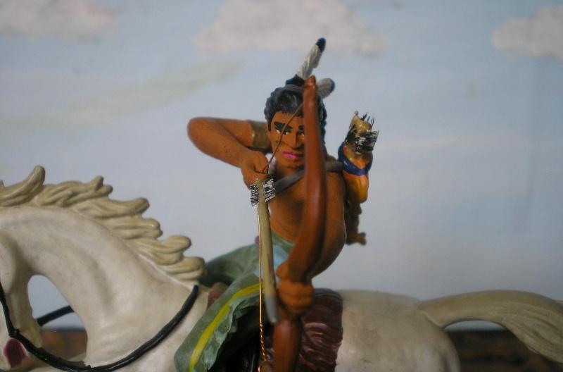 Bemalungen, Umbauten, Modellierungen – neue Indianer für meine Dioramen - Seite 4 210b_p10