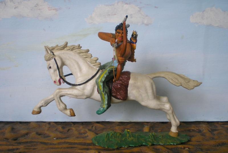 Bemalungen, Umbauten, Modellierungen – neue Indianer für meine Dioramen - Seite 4 210c1_10
