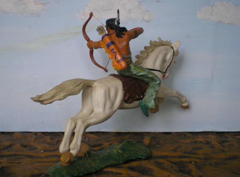 Bemalungen, Umbauten, Modellierungen – neue Indianer für meine Dioramen - Seite 4 210c3_10