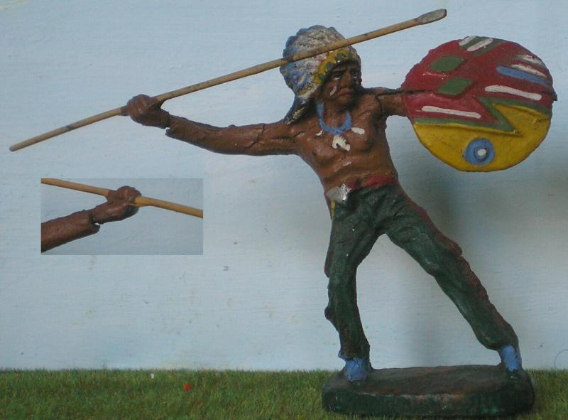Bemalungen, Umbauten, Modellierungen – neue Indianer für meine Dioramen - Seite 4 214a1_10