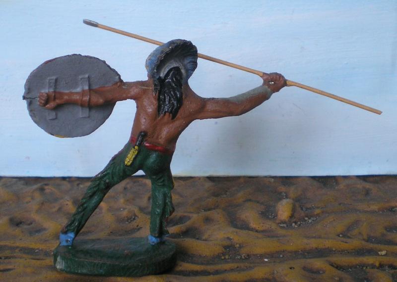 Bemalungen, Umbauten, Modellierungen – neue Indianer für meine Dioramen - Seite 4 214a2a10