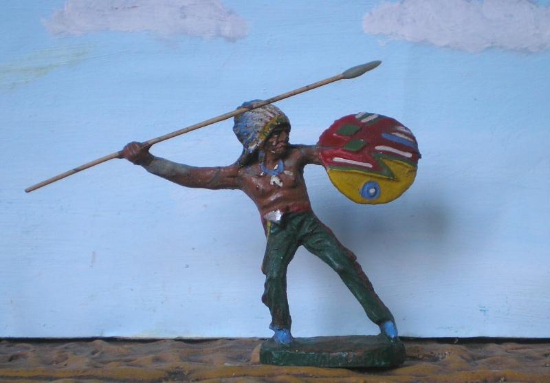 Bemalungen, Umbauten, Modellierungen – neue Indianer für meine Dioramen - Seite 4 214a2b10