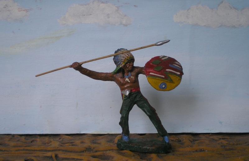 Bemalungen, Umbauten, Modellierungen – neue Indianer für meine Dioramen - Seite 4 214a3a10
