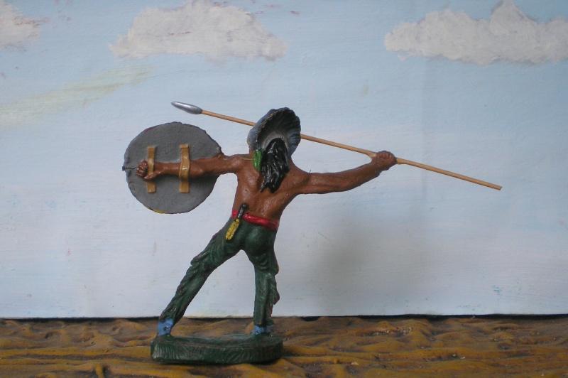 Bemalungen, Umbauten, Modellierungen – neue Indianer für meine Dioramen - Seite 4 214a3b10