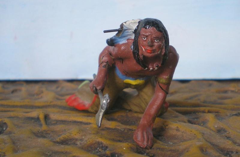 Bemalungen, Umbauten, Modellierungen – neue Indianer für meine Dioramen - Seite 4 214b2_10