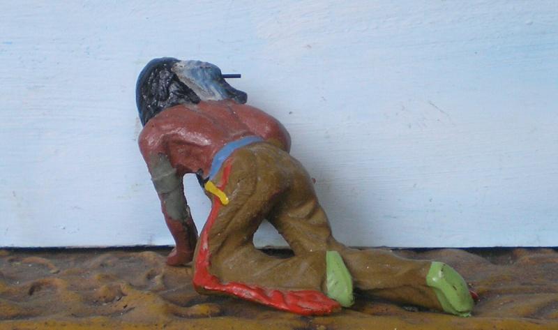 Bemalungen, Umbauten, Modellierungen – neue Indianer für meine Dioramen - Seite 4 214b3a10