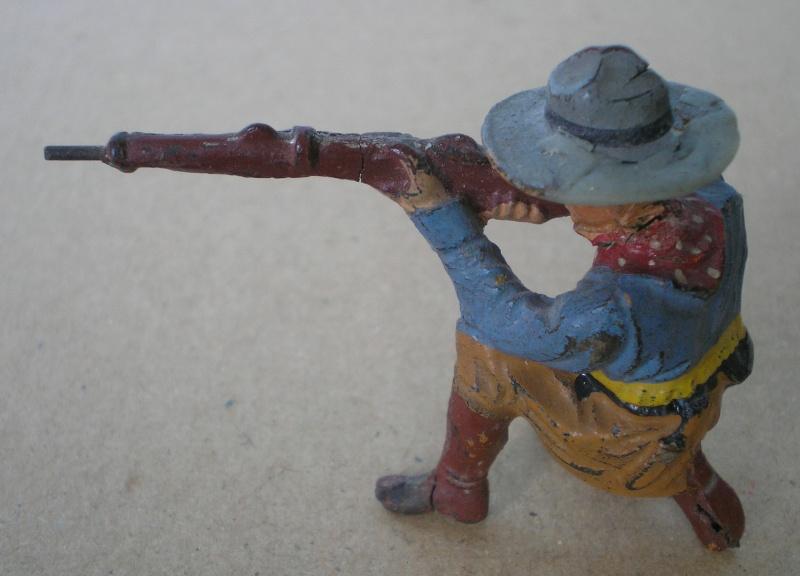Bemalungen, Umbauten, Modellierungen - neue Cowboys für meine Dioramen - Seite 2 214e3a10