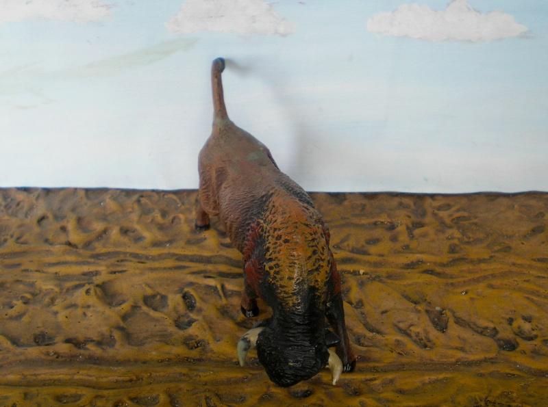 Bemalungen, Umbauten, Modellierungen - neue Tiere für meine Dioramen - Seite 2 214f2b10